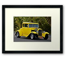 1930 Ford Coupe Framed Print