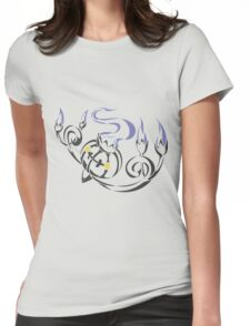 Chandelure Womens Fitted T-Shirt
