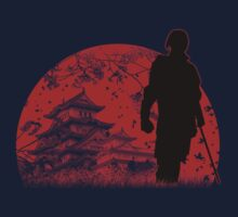 Samurai Guardian Kids Tee