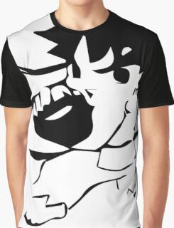 chibi Ryu Graphic T-Shirt