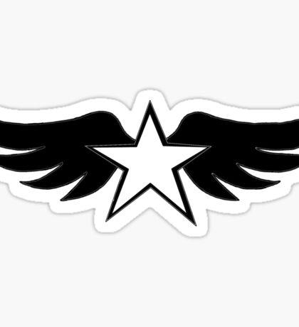 Spread the Wings Sticker