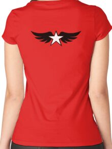 Spread the Wings Women's Fitted Scoop T-Shirt