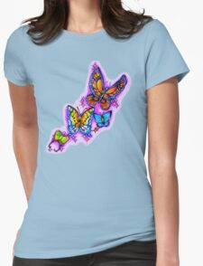 Beautyfly Womens Fitted T-Shirt