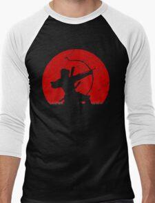 Oni Under Fire Men's Baseball ¾ T-Shirt