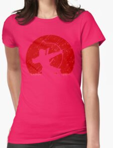 Oni Under Fire Womens Fitted T-Shirt