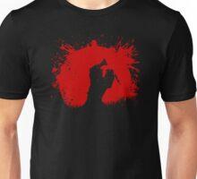 Samurai Sunrise Unisex T-Shirt