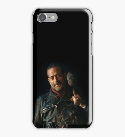 Negan and Lucille iPhone Case/Skin