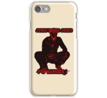 jonny bones jones p4p no. 1 iPhone Case/Skin