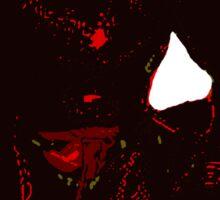 jonny bones jones p4p no. 1 Sticker