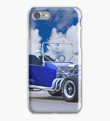 1927 Ford T Roadster Pickup iPhone Case/Skin