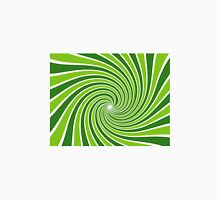 Abstract lime green Unisex T-Shirt