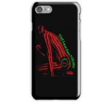 tribe called quest wallpaper iPhone Case/Skin