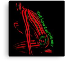 tribe called quest wallpaper Canvas Print