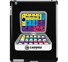 Amazing Hoi Poi Capsules iPad Case/Skin