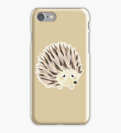 Kawaii Hedgehog iPhone Case/Skin