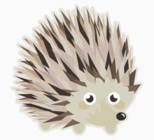 Kawaii Hedgehog Baby Tee