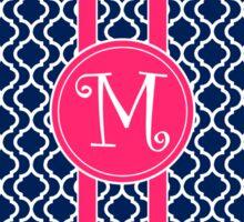 Curlz M Sticker