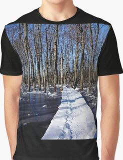 Shadows And Ice Graphic T-Shirt