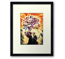 Rainbow Power Framed Print