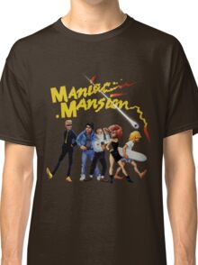 Maniac Mansion Classic T-Shirt