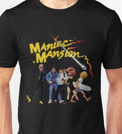 Maniac Mansion Unisex T-Shirt