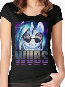 WUB pony Women's Fitted Scoop T-Shirt