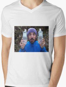 """GOO"" Mens V-Neck T-Shirt"