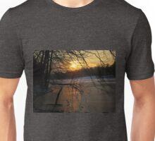 A wilderness somewhere Unisex T-Shirt