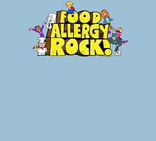 Food Allergy Rock ! Unisex T-Shirt