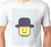 Mr Legoman Unisex T-Shirt
