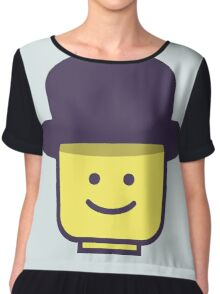 Mr Legoman Women's Chiffon Top