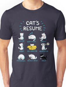 Cats All Style Unisex T-Shirt