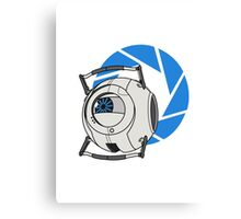 Wheatley! - Portal 2 Canvas Print