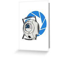 Wheatley! - Portal 2 Greeting Card