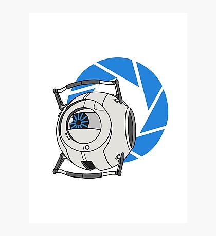 Wheatley! - Portal 2 Photographic Print