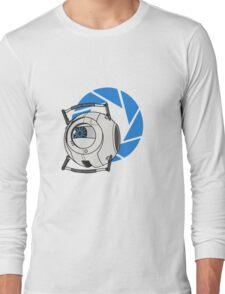 Wheatley! - Portal 2 Long Sleeve T-Shirt