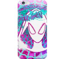Lovely Neighborhood Spider-Gwen iPhone Case/Skin