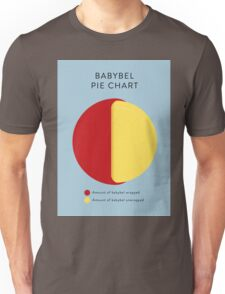 Babybel Pie Chart T-Shirt