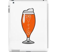 drink beer iPad Case/Skin