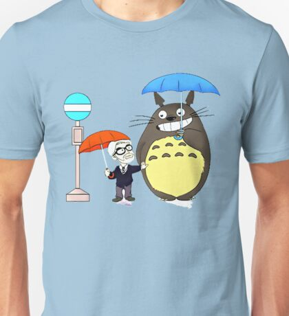 Funny Neighbor totoro Unisex T-Shirt
