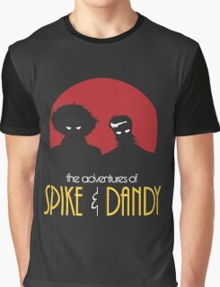 The Adventures of Spike & Dandy Graphic T-Shirt