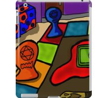 HORROR BOARD GAME iPad Case/Skin