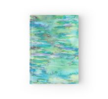 Water and Light Reflections Hardcover Journal