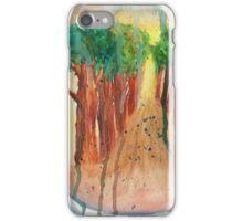 Broccoli tree iPhone Case/Skin