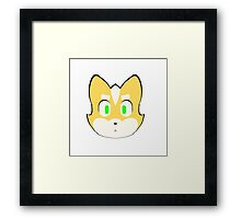Fox Mccloud  Framed Print