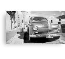 not only in Cuba Metal Print