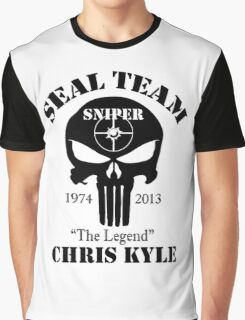 seal team sniper chris kyle Graphic T-Shirt