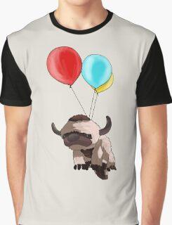 Balloon Appa Graphic T-Shirt