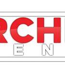 The Archer Agency Red/White Logo by KirbyKoolAid