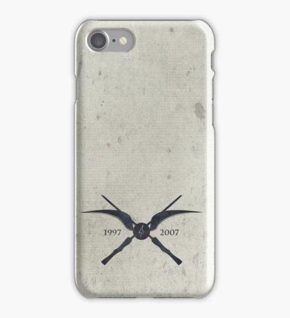 Snitch 1997 - 2007 iPhone Case/Skin
